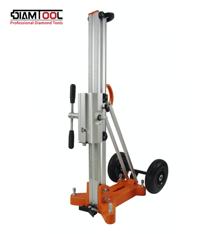 3-speed Core Drill Rigs For Concrete Construction Drilling Capacity from 1''-16''